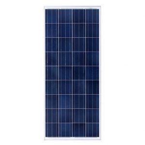 lexron 125 watt polikristal gunes paneli 1