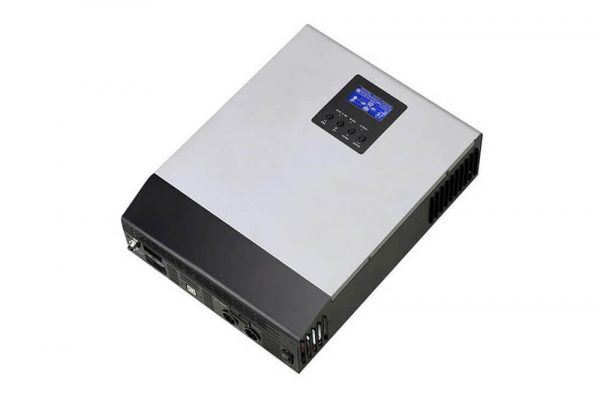 smart 1kVA 1000W 12V hibrit akilli solar inverter KS1000 2