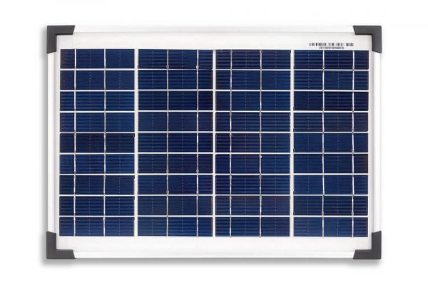 solar 7 24 10 watt polikristal gunes paneli 1