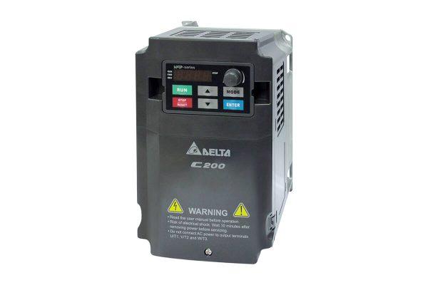 delta vfd c200 2.2kw 3hp monofaze pompa surucusu vfd022cb21a 21m 1