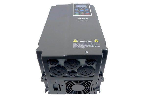 delta vfd c2000 30kw 40hp trifaze pompa surucusu vfd300c43a 2