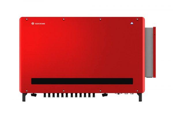 goodwe 100kw trifaze on grid inverter gw100k ht 2