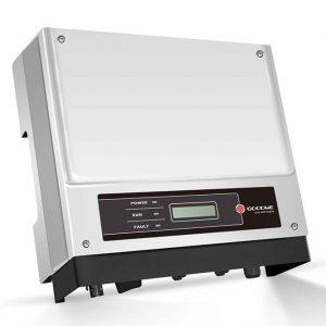goodwe 2.5kw monofaze mppt on grid inverter gw2500 ns