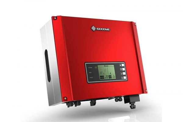 goodwe 4kw trifaze on grid inverter smart dt gw4000 dt