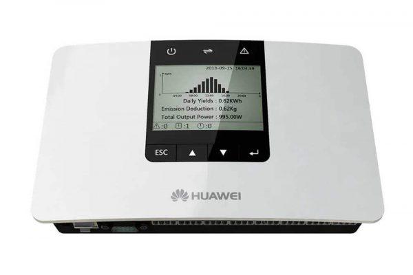 huawei smart logger 1000 inverter veri izleme sistemi