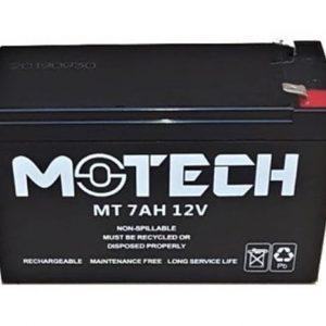 motech 7ah 12v kuru tip agm aku