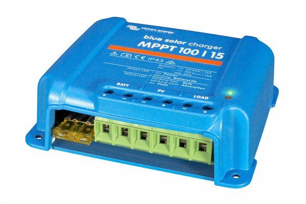 victron bluesolar mppt100 15ah 12 24 volt solar sarj kontrol cihazi 2