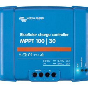 victron bluesolar mppt100 30ah 12 24 volt solar sarj kontrol cihazi 1