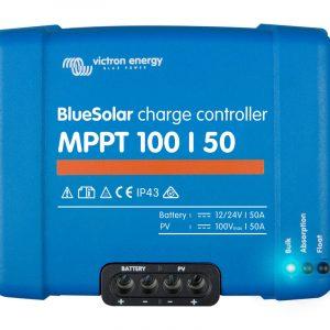 victron bluesolar mppt100 50ah 12 24 volt solar sarj kontrol cihazi 1