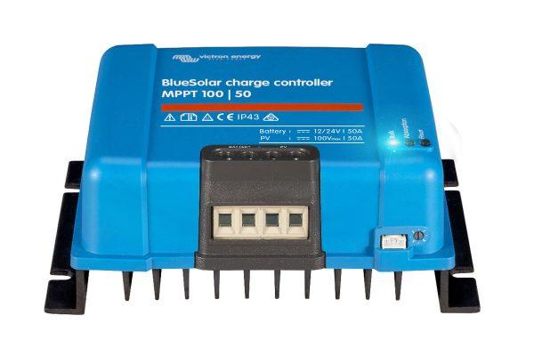 victron bluesolar mppt100 50ah 12 24 volt solar sarj kontrol cihazi 2