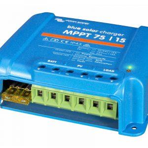 victron bluesolar mppt75 15ah 12 24 volt solar sarj kontrol cihazi 2
