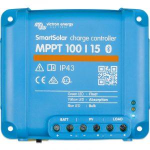 victron smartsolar mppt100 15ah 12 24 volt solar sarj kontrol cihazi 1