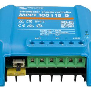 victron smartsolar mppt100 15ah 12 24 volt solar sarj kontrol cihazi 2