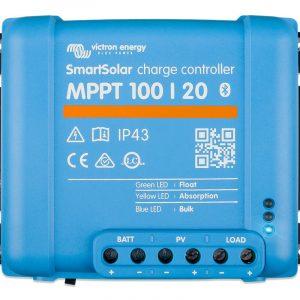victron smartsolar mppt100 20ah 12 24 volt solar sarj kontrol cihazi 1