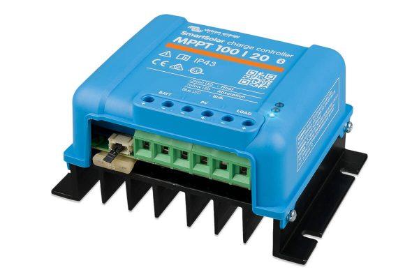 victron smartsolar mppt100 20ah 12 24 volt solar sarj kontrol cihazi 3