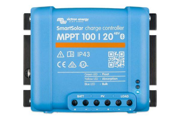 victron smartsolar mppt100 20ah 48 volt solar sarj kontrol cihazi 1