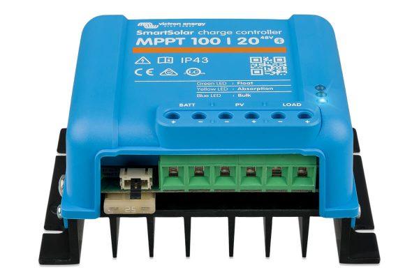 victron smartsolar mppt100 20ah 48 volt solar sarj kontrol cihazi 2