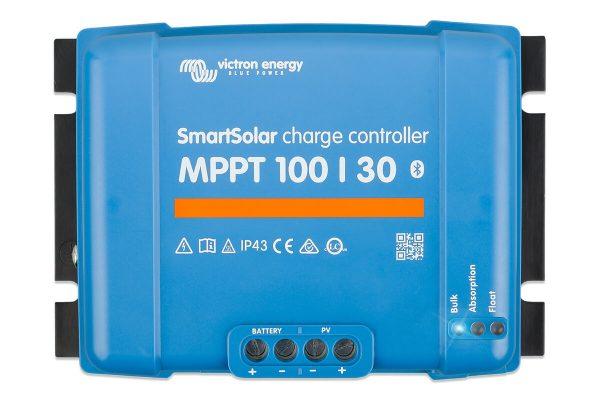 victron smartsolar mppt100 30ah 12 24 volt solar sarj kontrol cihazi 1