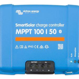 victron smartsolar mppt100 50ah 12 24 volt solar sarj kontrol cihazi 1
