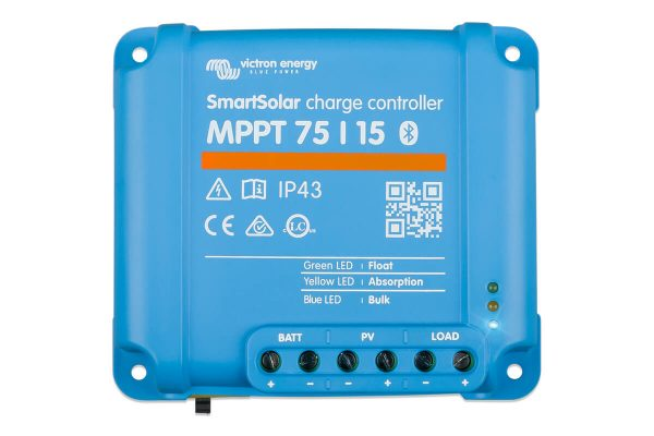 victron smartsolar mppt75 15ah 12 24 volt solar sarj kontrol cihazi 1