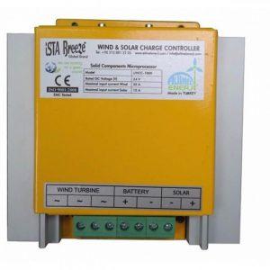 ista breeze 1000watt 24volt hibrit sarj kontrol cihazi 1