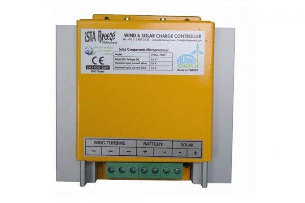 ista breeze 1000watt 48volt hibrit sarj kontrol cihazi 1