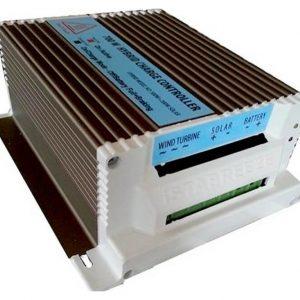 ista breeze 650watt 12volt hibrit sarj kontrol cihazi