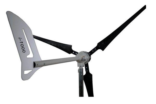ista breeze i1000 1000watt 48volt ruzgar turbini 2