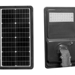 100 watt solar led sokak aydinlatma armaturu lsa 100 1