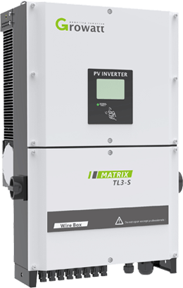 slider growatt inverter