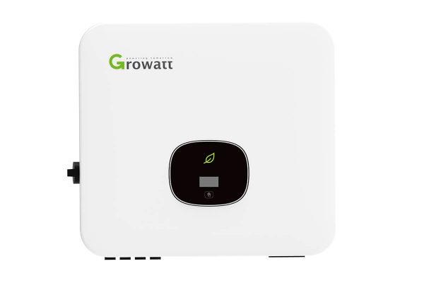 growatt 15kw on grid trfaze invevrter mod 10ktl3 x 2