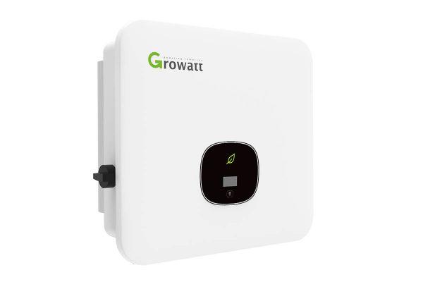 growatt 18kw on grid trfaze invevrter mod 12ktl3 x 1