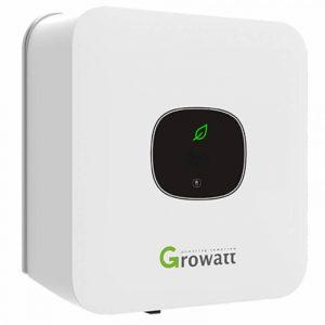 growatt 3000w on grid monofaze invevrter mic 3000tl x