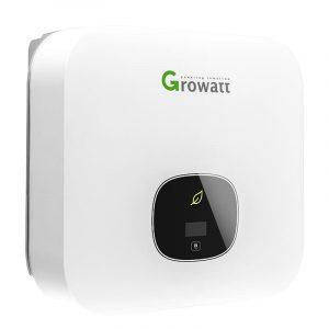 growatt 42000w on grid monofaze invevrter min 4200tl xh 1