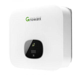 growatt 46000w on grid monofaze invevrter min 4600tl x 2