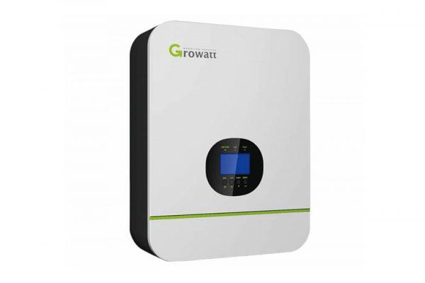 growatt 5000w 48v off grid akilli invevrter spf 5000tl hvm 48