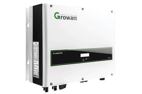 growatt 6000w on grid trfaze invevrter 6000tl3 s 1