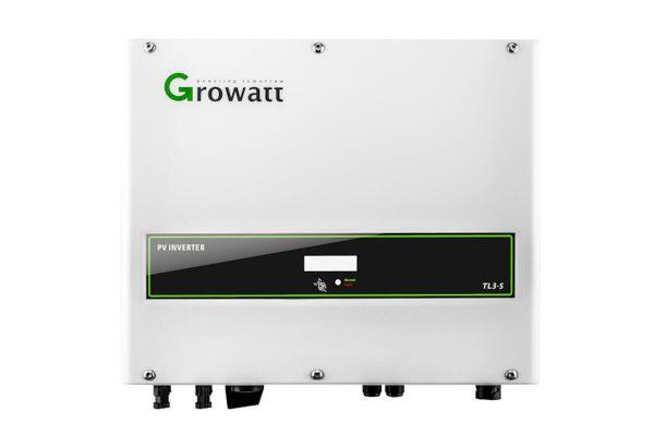 growatt 6000w on grid trfaze invevrter 6000tl3 s 2