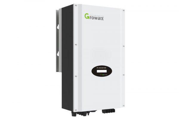 growatt 8000w on grid monofaze invevrter 8000mtlp s