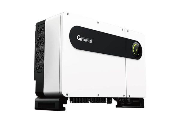 growatt 80kw on grid trifaze invevrter max 80ktl3 mv