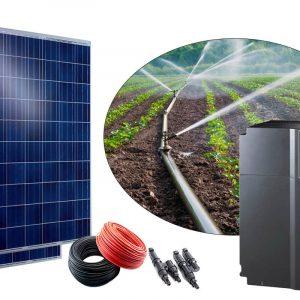 gunes enerjili tarimsal sulama sistemi 25hp trifaze