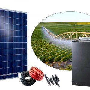 gunes enerjili tarimsal sulama sistemi 75hp trifaze