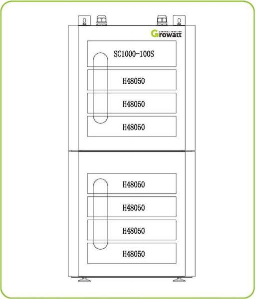 growatt hs48050 lityum aku kabini hs48050 box4 3